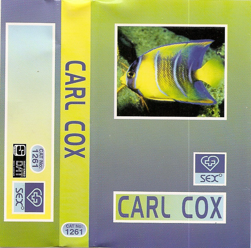 Sex (CAT1261) - Carl Cox [Download]