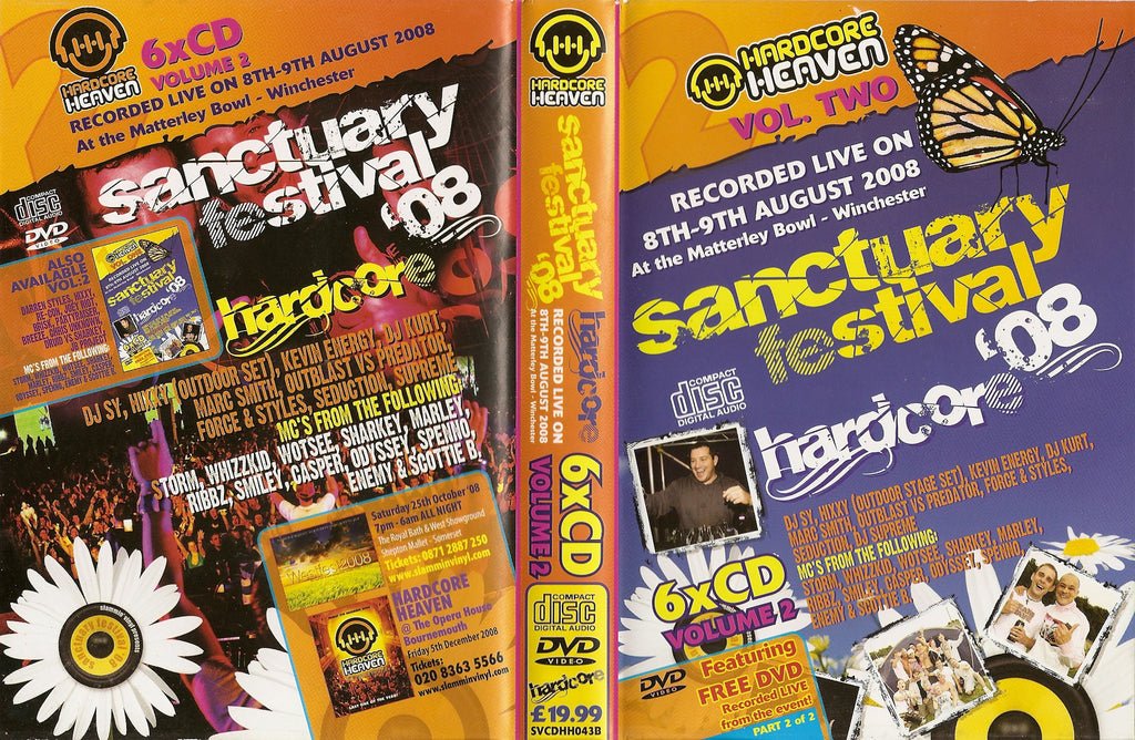 Hardcore Heaven Vol.2 - Sanctuary Festival Live 2008