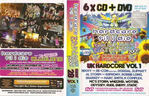 Hardcore Till I Die 28 - The Summer Gathering 2006 Vol.1