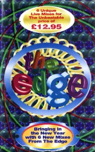 The Edge: Bringing in the New Year 1994 - Grooverider [Download]