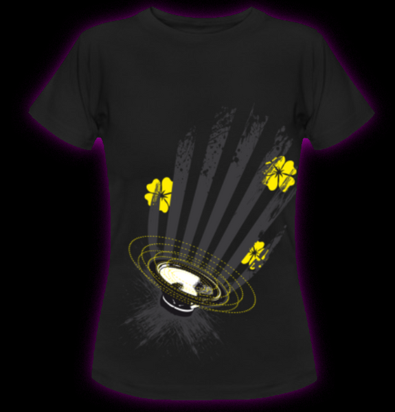 Bass Flower - Women's T-Shirt