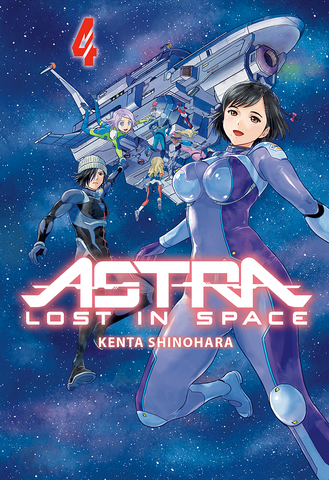 Astra: Lost in Space, Vol. 4
