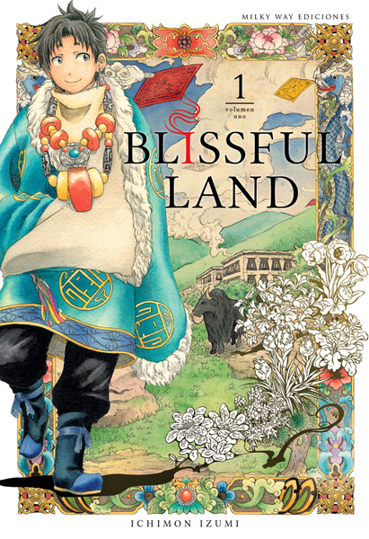 Blissful Land, Vol. 1