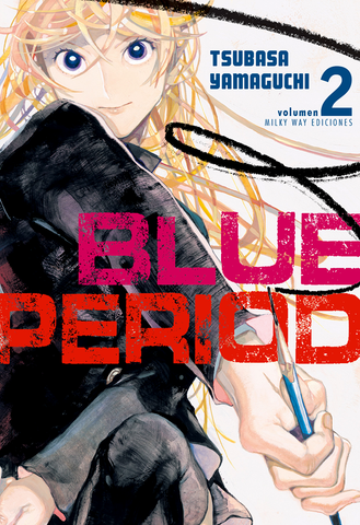 Blue Period, Vol. 2