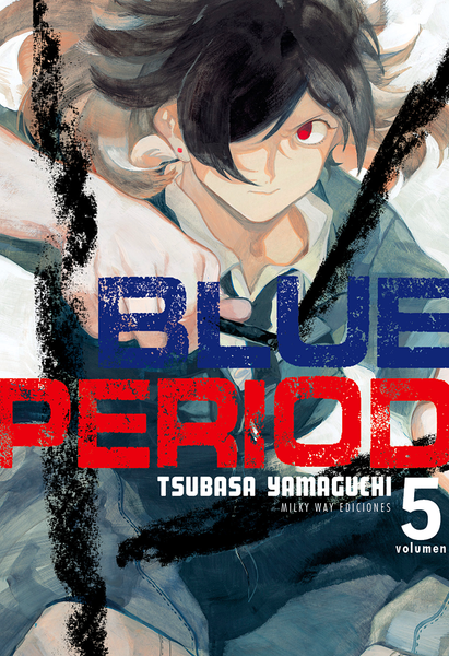Blue Period, Vol. 5