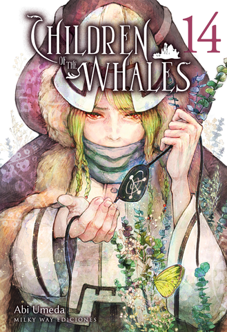 Children of the Whales, Vol. 14