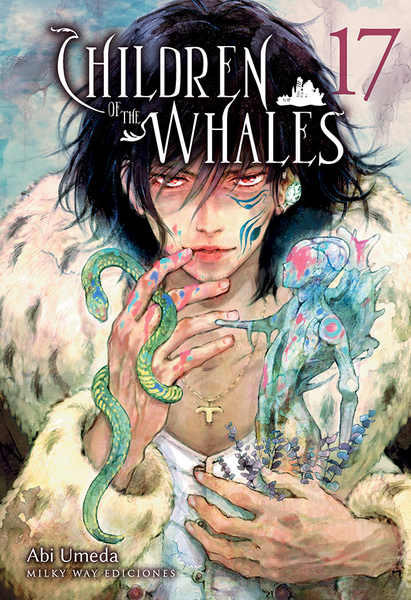 Children of the Whales, Vol. 17