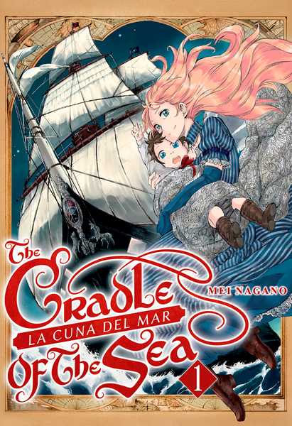 The Cradle of the Sea, Vol. 1