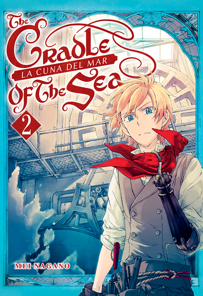 The Cradle of the Sea, Vol. 2