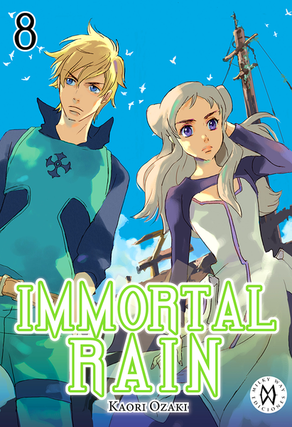 Immortal Rain, Vol. 8