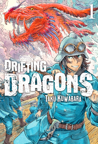 Drifting Dragons, Vol. 1
