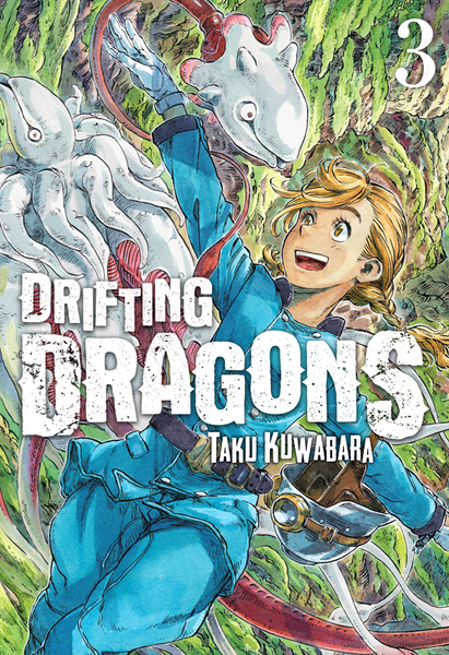 Drifting Dragons, Vol. 3
