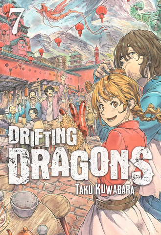 Drifting Dragons, Vol. 7