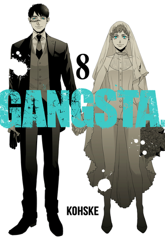 Gangsta., Vol. 8