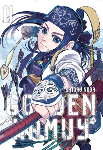 Golden Kamuy, Vol. 11