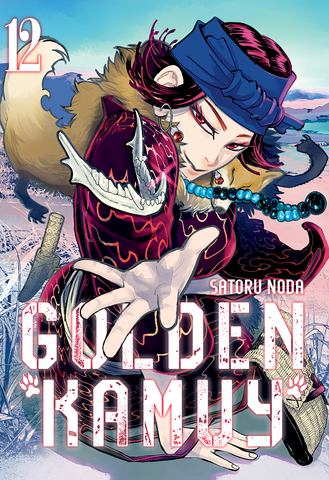 Golden Kamuy, Vol. 12