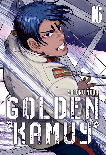 Golden Kamuy, Vol. 16