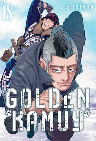 Golden Kamuy, Vol. 18
