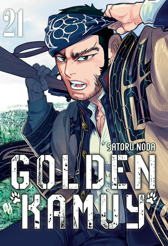 Golden Kamuy, Vol. 21