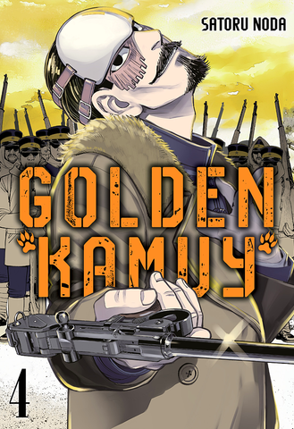 Golden Kamuy 4 - Milky Way Ediciones
