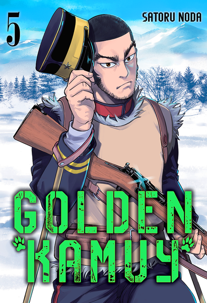 Golden Kamuy, Vol. 5