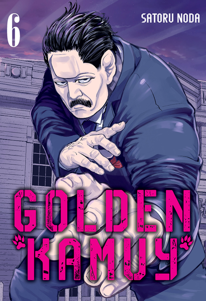 Golden Kamuy, Vol. 6
