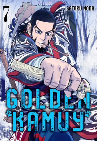 Golden Kamuy, Vol. 7