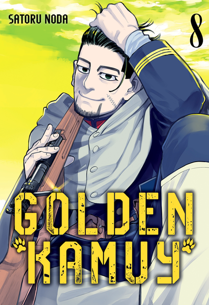 Golden Kamuy, Vol. 8