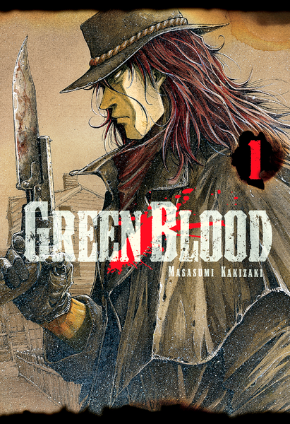 Green Blood, Vol. 1