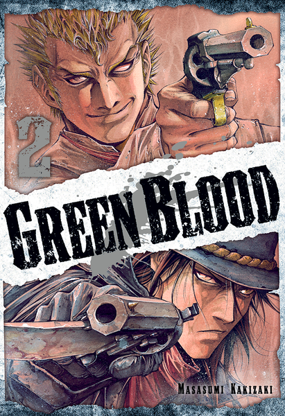 Green Blood, Vol. 2