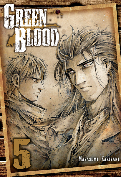 Green Blood, Vol. 5