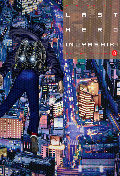 Last Hero Inuyashiki, Vol. 8