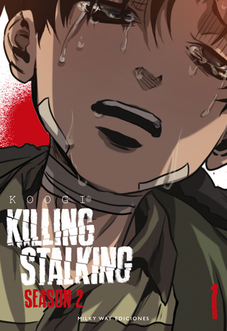 Killing Stalking Season 2, Vol. 1