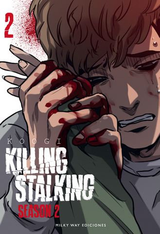 Killing Stalking Season 2, Vol. 2