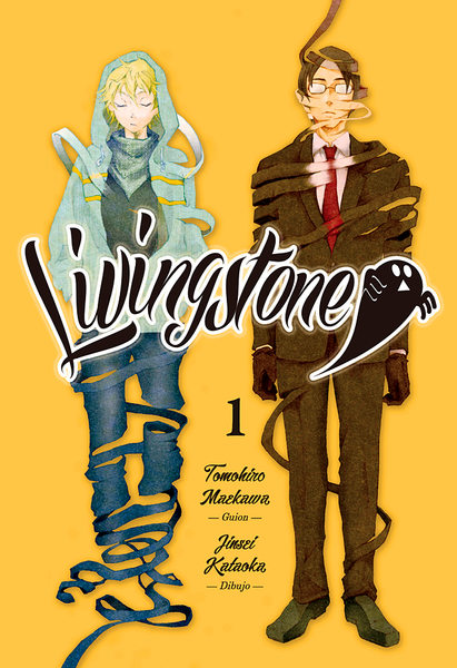 Livingstone, Vol. 1