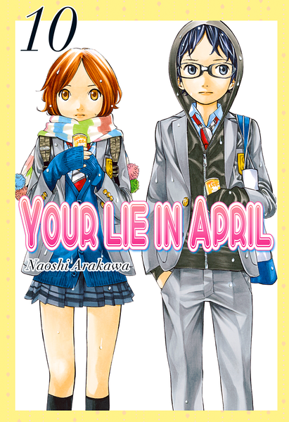 Your Lie in April, Vol. 10