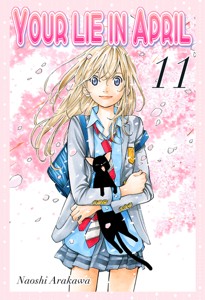 Your Lie in April, Vol. 11