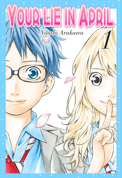 Your Lie in April, Vol. 1