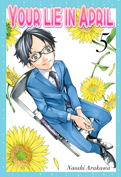 Your Lie in April, Vol. 5