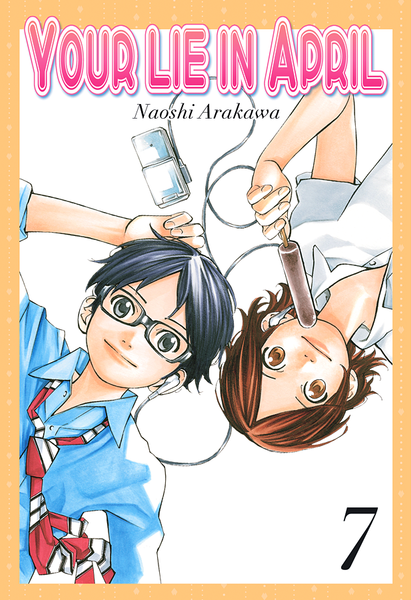 Your Lie in April, Vol. 7