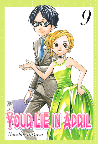 Your Lie in April, Vol. 9