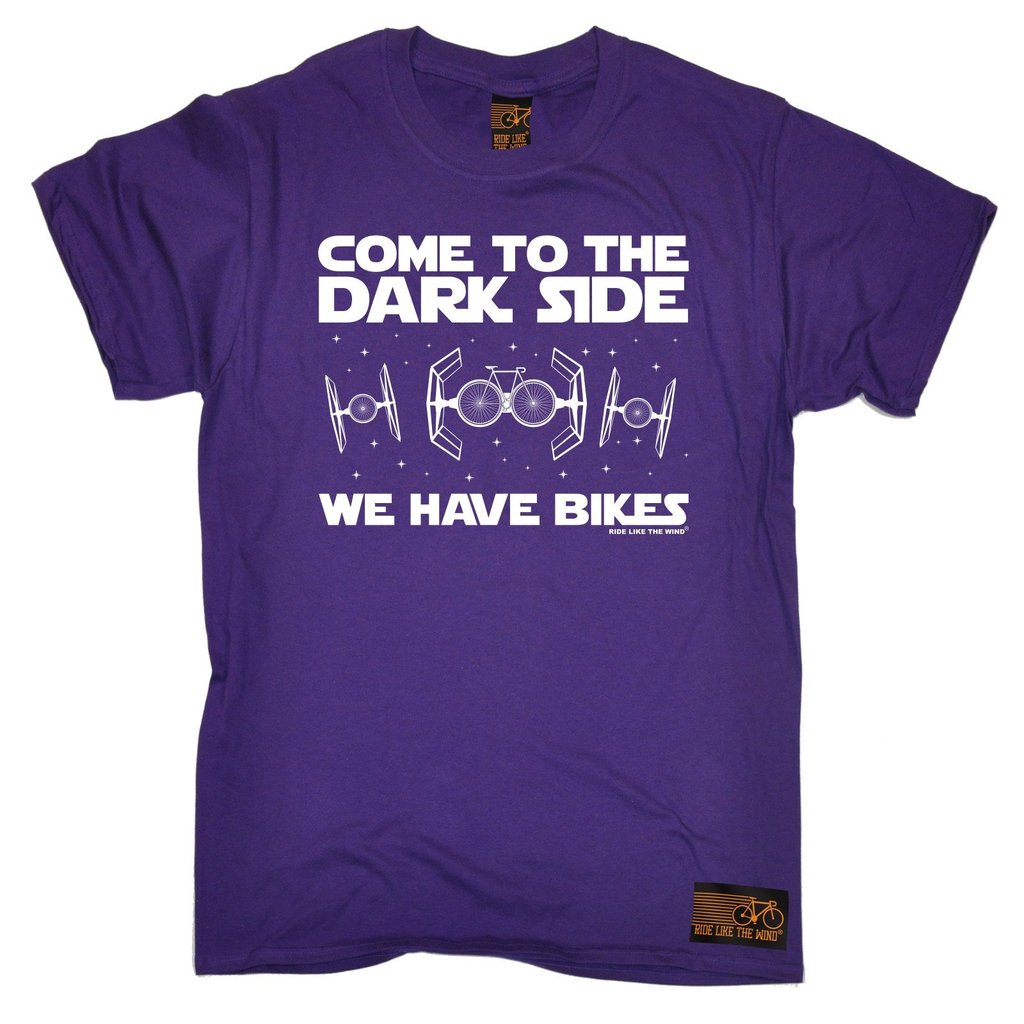 COME TO THE DARK SIDE WE HAVE BIKES CYCLING - Funny T-Shirts, Vests and Sweatshirts!