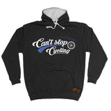 Ride Like The Wind Can't Stop Cycling Hoodie