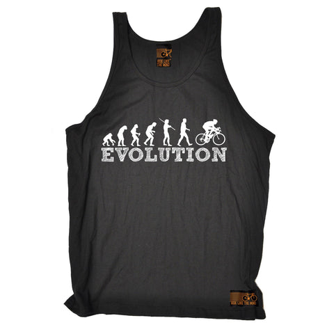 Ride Like The Wind Evolution Bike Racer Cycling Vest Top