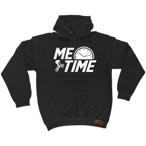 Ride Like The Wind Me Time BMX Design Cycling Hoodie