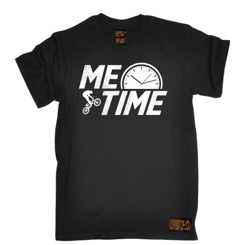 Ride Like The Wind Men's Me Time BMX Design Cycling T-Shirt