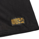 FB Ride Like The Wind Cycling Polo Shirt - All Ass - Polo T-Shirt