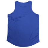 Ride Like The Wind Me Time BMX Design Cycling Men's Training Vest