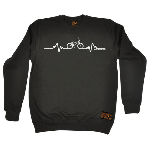 Ride Like The Wind BMX Pulse Cycling Sweatshirt