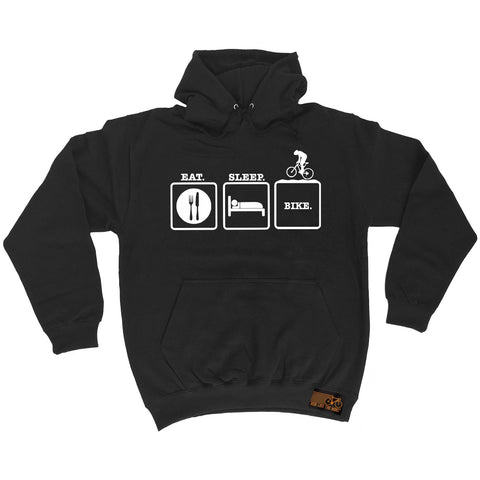 Ride Like The Wind Eat Sleep Bike Cycling Hoodie